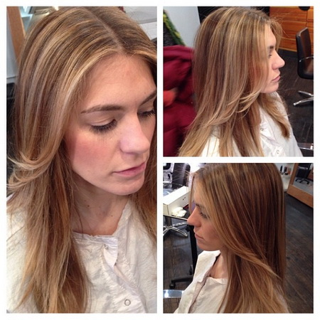 how to fix balayage at home