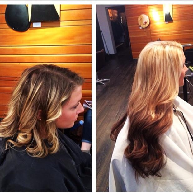 Hair Extensions Philadelphia Architeqt Salon