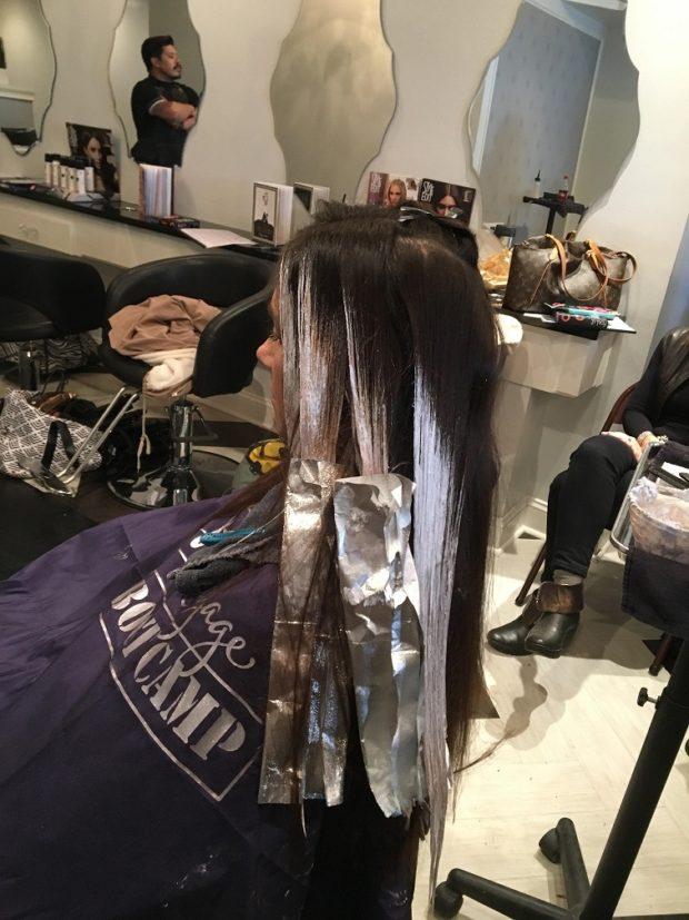 Lisa Loves Balayage Workshop